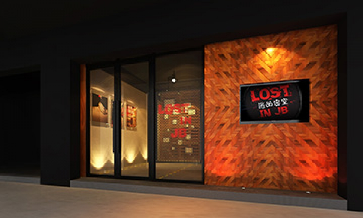 Lost in jb real escape room in johor bahru for Escape puzzle